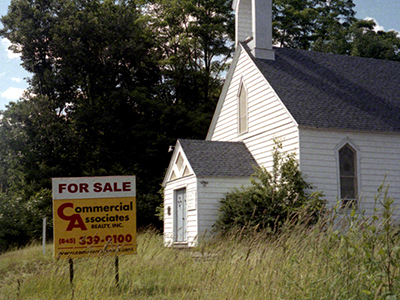 Church for Sale,  Shandaken NY